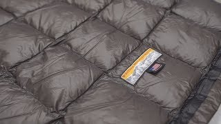 How to clean down sleeping bags