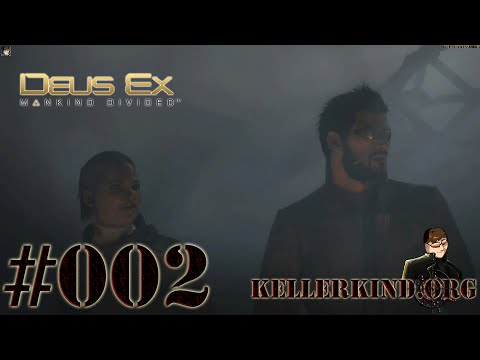 Deus Ex: Mankind Divided #002 - Willkommen in Prag ★ Let's Play Mankind Divided [HD|60FPS]
