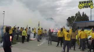preview picture of video 'αεκ- ΑΕΛ 1-2, 26/01/14(κεκλεισμένων) [GATE-3 1989]'