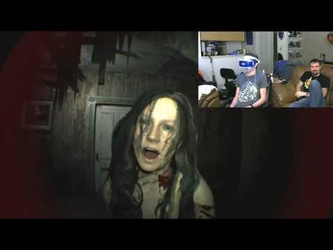 Resident Evil 7 VR Compilation Part 1