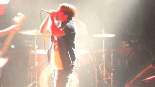 Beartooth - Go Be The Voice - 03/10/14 - Live In Toronto (Opera House)