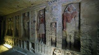 Практичные гробницы прагматичных египтян: что нашли в усыпальнице возрастом в 4400 лет?