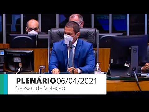Deputados aprovam texto-base de projeto sobre compra de vacinas por empresas - 06/04/21 - 19h39