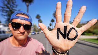 it's time to say NO! thumbnail