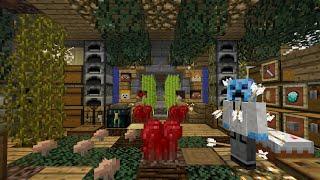 MineCraft PvPBuLgArIa Къщите на Играчите