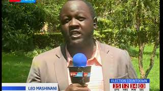 KTN Leo Mashinani - 11th September 2017 - Raila Uhuru akutana na viongozi kutoka Ukambani