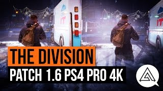 Have you tried The Division in 4K on PS4Pro yet Heres a