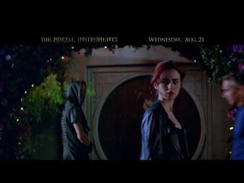 The Mortal Instruments: City of Bones IMAX TV Spot