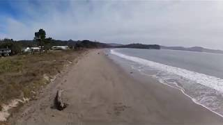 FPV Drone - Cooks Beach, New Zealand - 1km