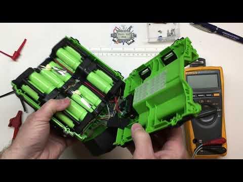 EGO 56V 5Ah Battery Repair