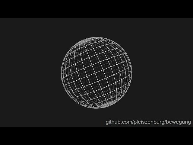 bewegung standard demo