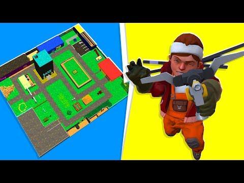 Scrap Mechanic - Small City Challenge (Hide And Seek)   JeromeACE