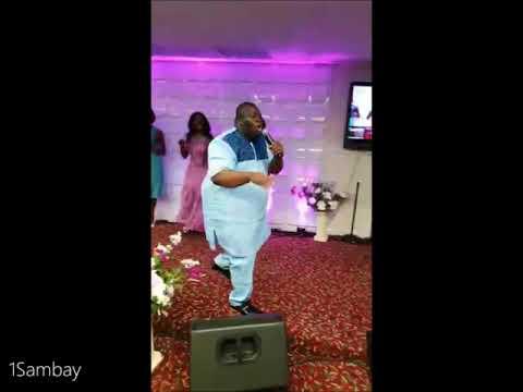 Moses Harmony live at Grace of God Maryland, USA 8/20/17