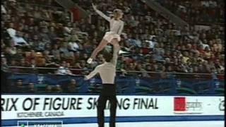 Elena Berezhnaya & Sikharulidze - 2001 Grand Prix Final (GPF) LP - Meditation