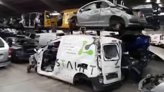 Евро разборка или какие машины идут на экспорт из Европы