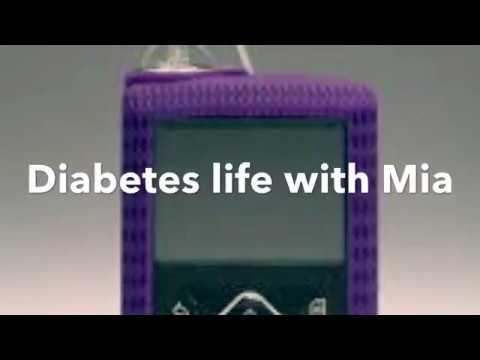 Komplikationen bei Kindern mit Diabetes
