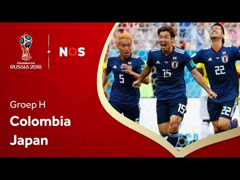 Samenvatting Colombia - Japan