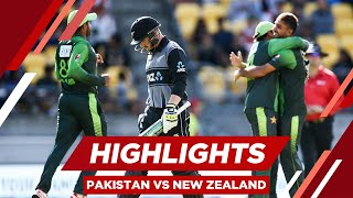Pakistan vs New Zealand | 2nd T20I Highlights | PCB | MA2E