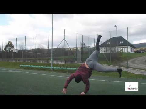 Jak swing mięśnie nastolatka
