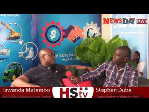 CBZ's Tawanda Matembo speaks on ZITF 2019