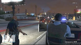 How To Be A Cop In GTA 5 Online