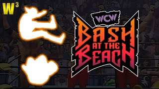 WCW Bash at the Beach 1996 Review   Wrestling With Wregret