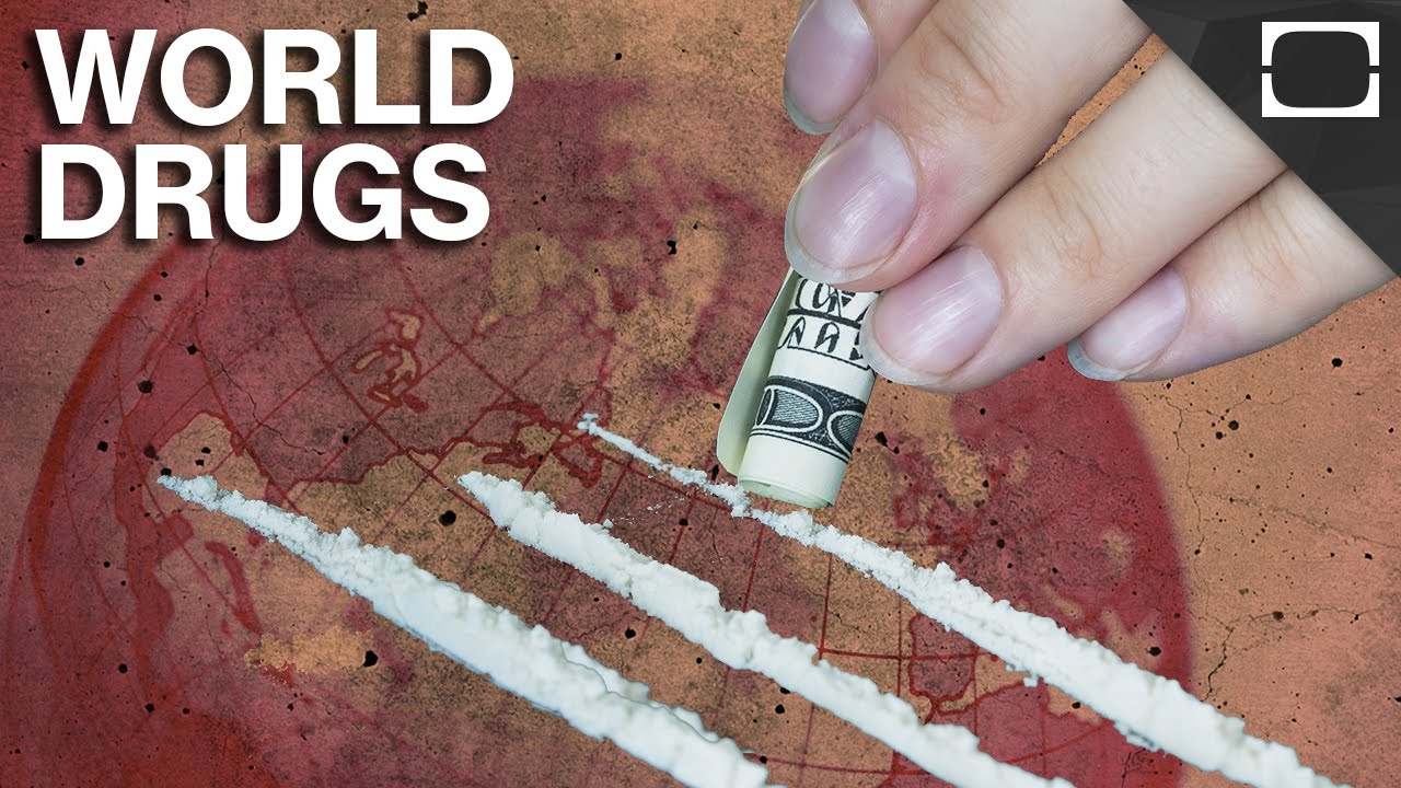 Where Does The World Get Its Drugs? thumbnail