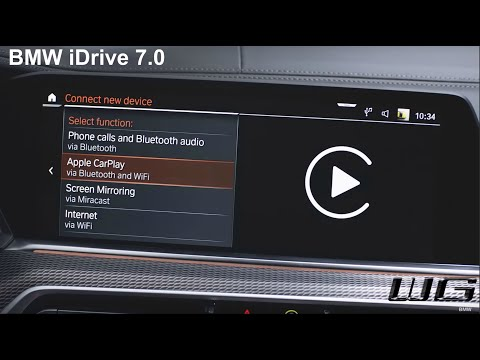 Download Apple Carplay Overview Set Up With Bmw Idrive 7 0   MP3