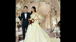 Song joong ki ❤ Song Hye Kyo 🌹Preparations okay big wedding starts tomorrow