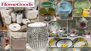 HomeGoods Kitchen Home Decor * Bathroom Decoration Accessories | Shop With Me 2020