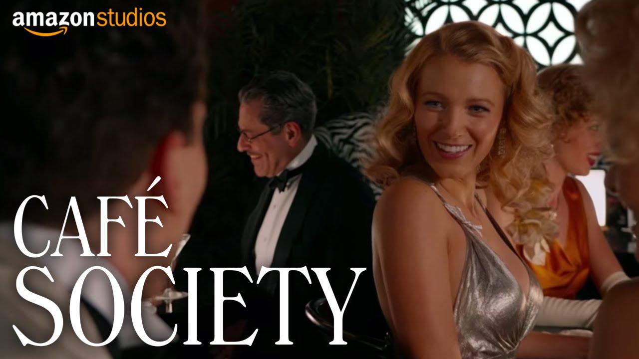 Trailer för Café Society