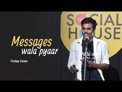 Messages Wala Pyaar by Pardeep Kumar   The Social House Poetry   Whatashort