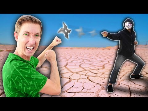 CWC vs PROJECT ZORGO in Real Life NINJA BATTLE ROYALE & Searching for Abandoned Mysterious Clues