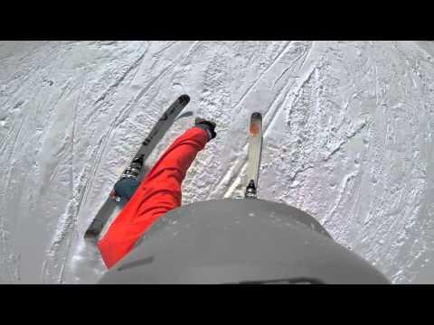 Видео: Видео горнолыжного курорта Курорт Алемасова - Тобольск в Тюменская область