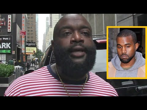 Rick Ross Just ENDED Kanye West Music Career With This Info, Eminem CHIMED IN