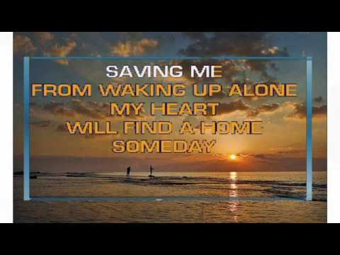 Someday - Vince Gill's cover (lyrics on the screen)