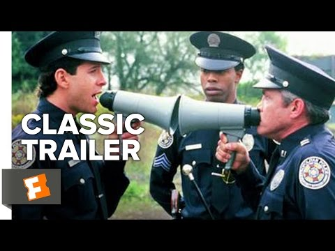 Police Academy Movie Trailer