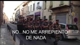 No Me Arrepiento De Nada...