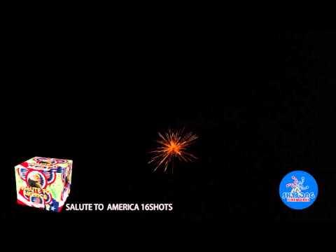 Salute To America 16Shots