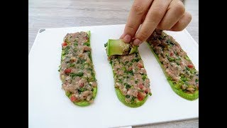 Вкуснятина с фаршем и кабачками в духовке / Zucchini with meat