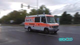 preview picture of video 'Schwerlast-RTW JUH Hannover OV Langenhagen (HD)'