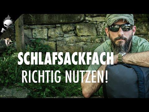 RUCKSACK PACKFEHLER !?! Schlafsackfach besser nutzen – Rucksack richtig Packen f. Wandern & Trekking