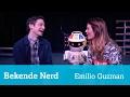 Emilio Guzman en zijn robot
