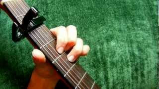 Your Song (One And Only You) - Parokya Ni Edgar Guitar Chords Strumming Tutorial Lesson