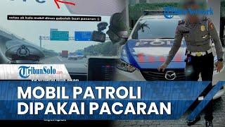 Bripda AB Diduga Pakai Mobil Patroli untuk Pacaran, Kakorlantas: Dimutasi bila Terbukti Salah