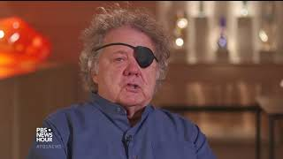 Forging Art And Business In Dale Chihuly's Workshop