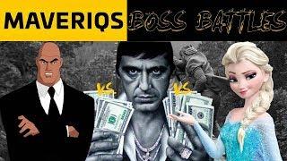 Maveriqs Boss Battles - Episode 10 - Who is the most praise-worthy entrepreneur of the 21st century?