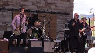 "The Fabulous Thunderbirds - ""Wait On Time"" - Blues From The Top, Winter Park, CO - 6/24/17"