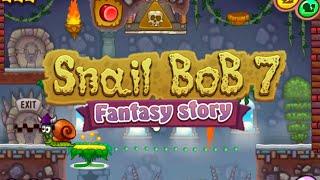 Snail Bob 7: Fantasy Story Walkthrough [Full Game]