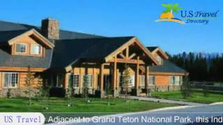 Headwaters Lodge & Cabins at Flagg Ranch, Grand Teton National Park